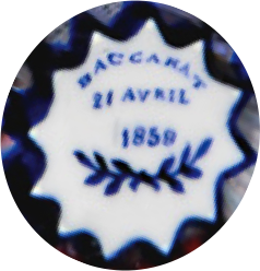 Baccarat Antique