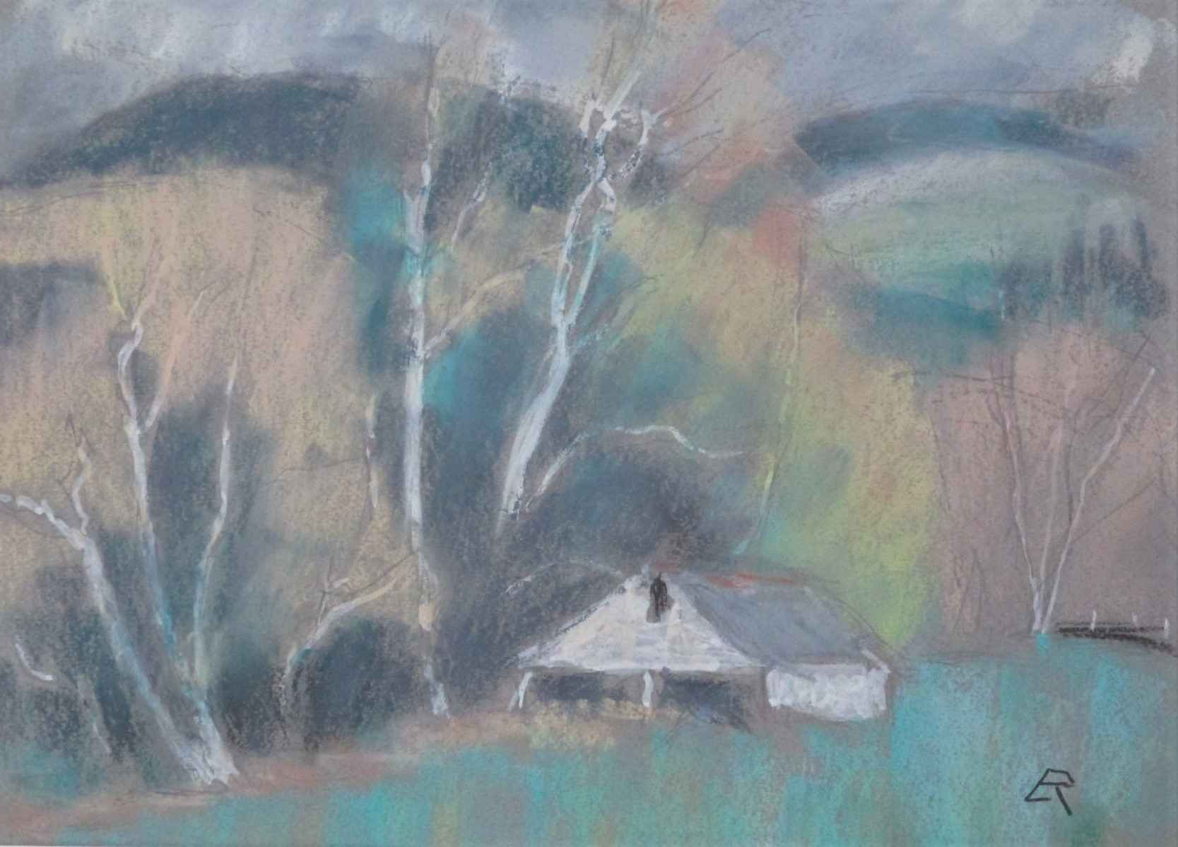 Unknown (House in a M... by  Charlie Reynolds - Masterpiece Online