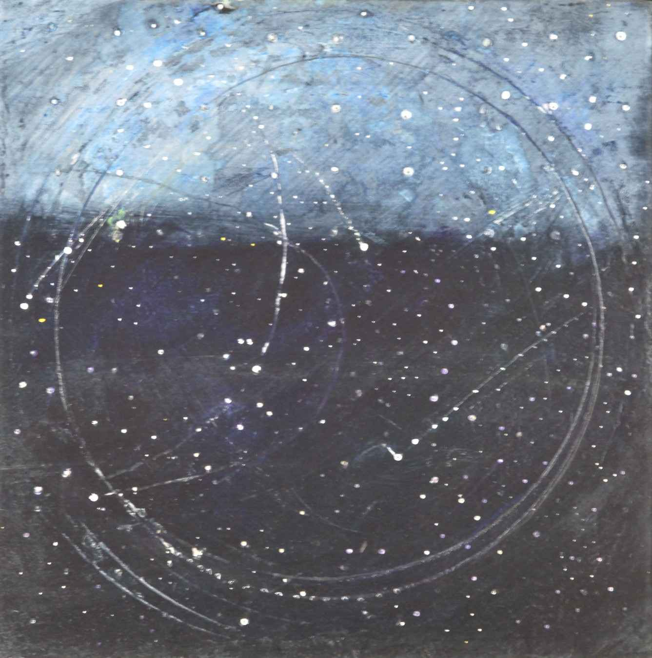 Universes Painting by  Deanne Belinoff - Masterpiece Online