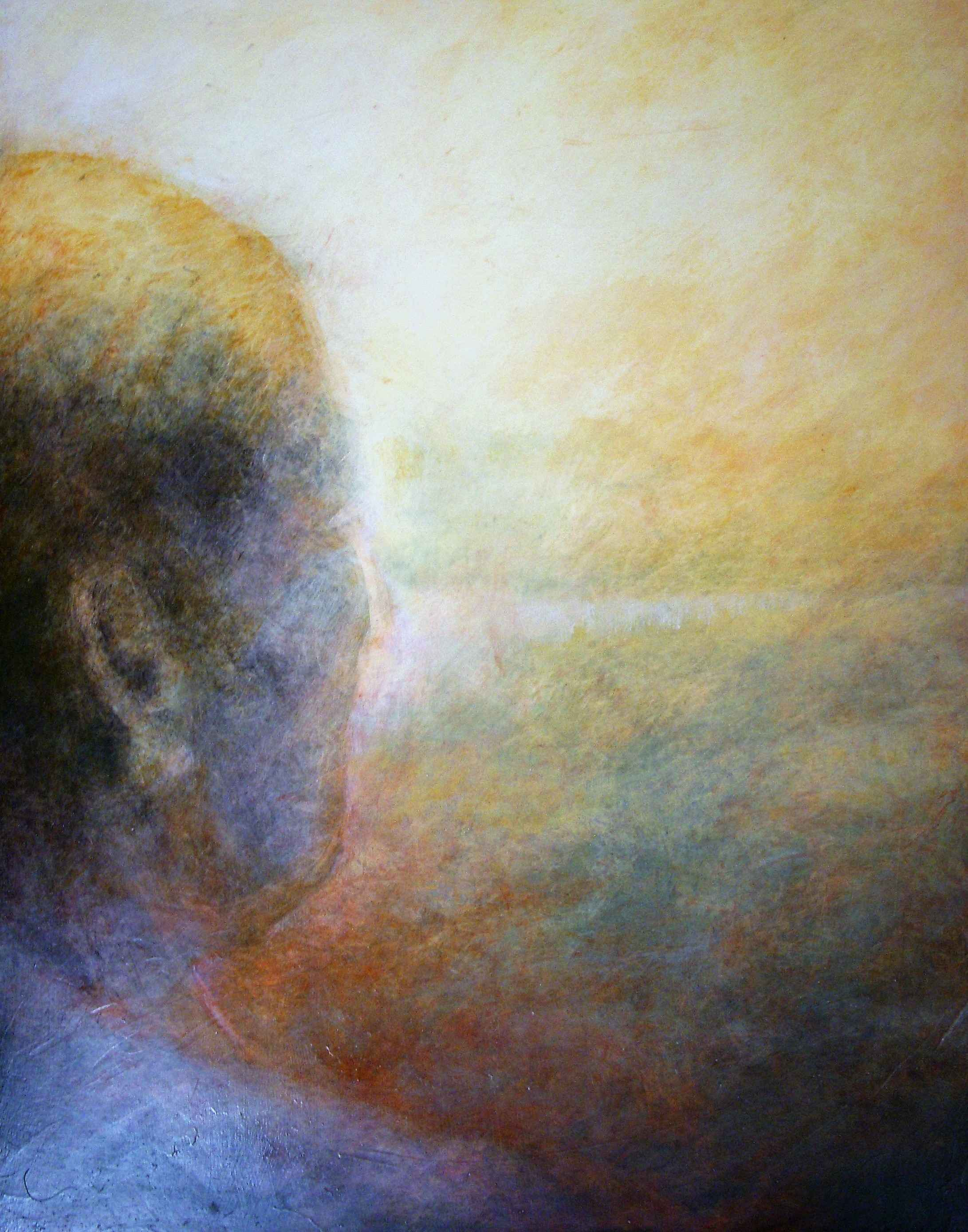 Unexpected Light #3 by  Rhonda Grudenic - Masterpiece Online