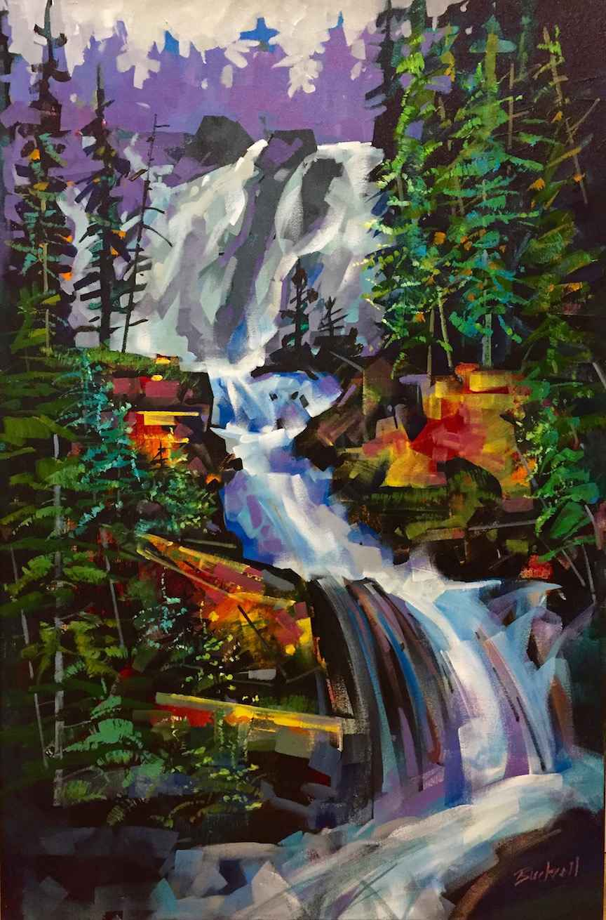 Tangle Creek by  Brian Buckrell - Masterpiece Online