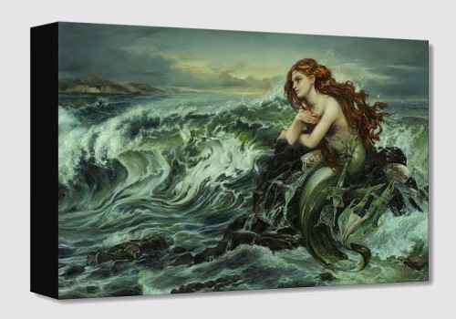 Drawn To The Shore (T... by  Heather Theurer - Masterpiece Online
