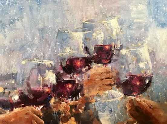 Winter Celebration by Mr. Wayne McKenzie - Masterpiece Online