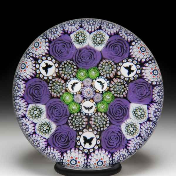 Mike Hunter 2018 patt... by  Twists Glass Studio - Masterpiece Online
