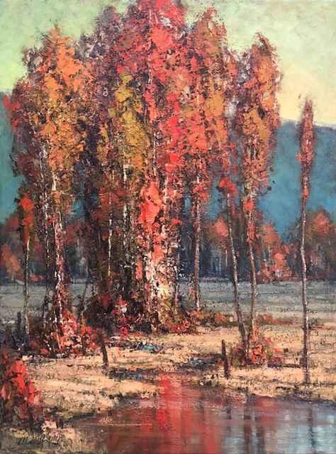 Deer Valley Sunset by Mr. Allen Lund - Masterpiece Online