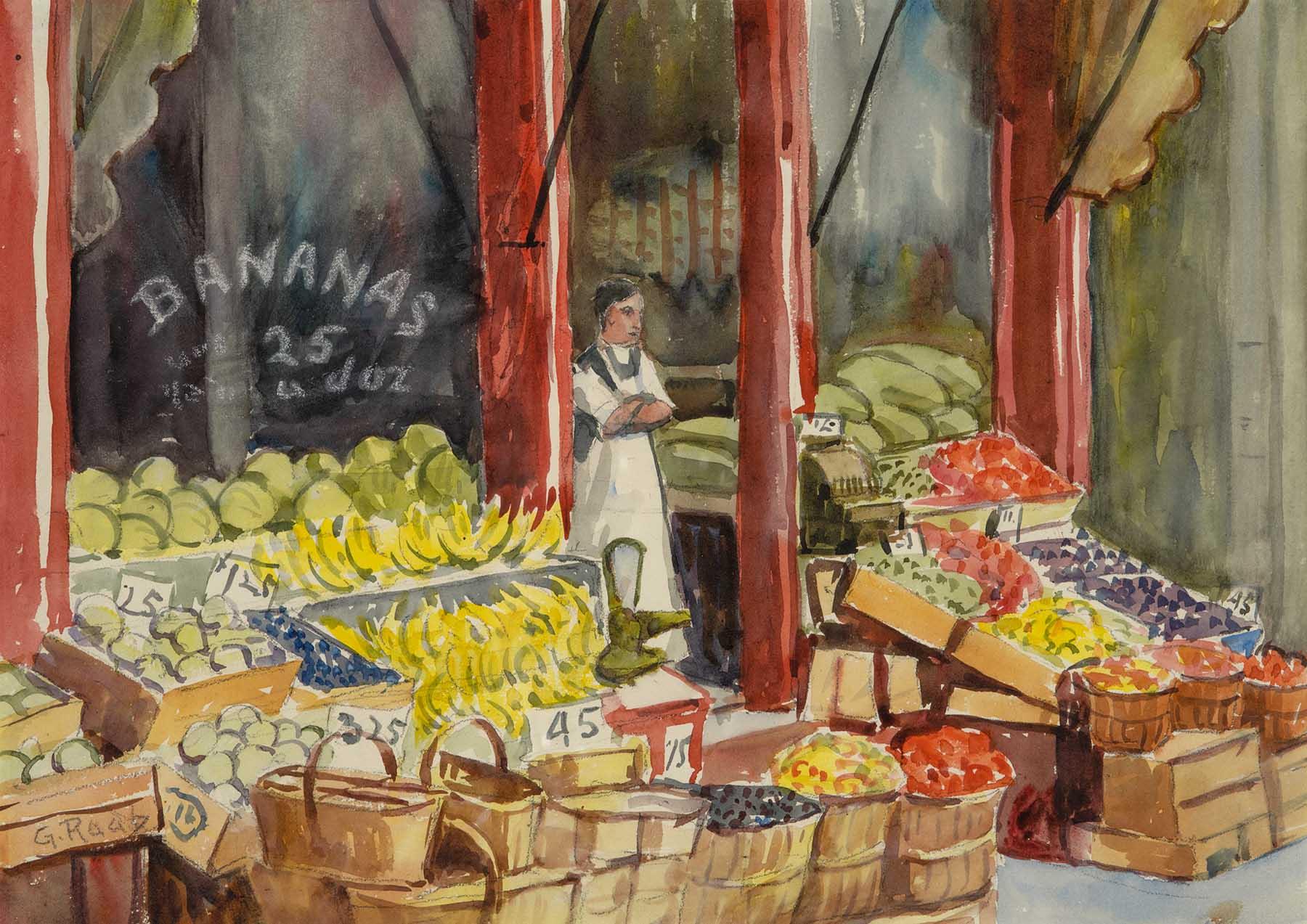 Third Ward Milw Produ... by Mr. George Raab - Masterpiece Online