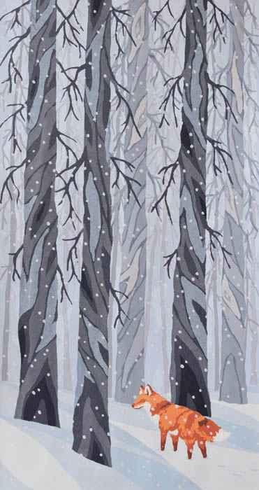 Long Winter by  Kathy Bonnema Leslie - Masterpiece Online