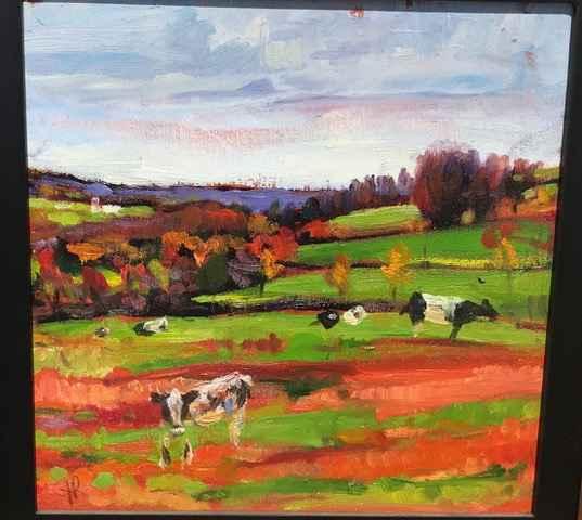 Hardler's Farm by  Stephanie Reiter - Masterpiece Online