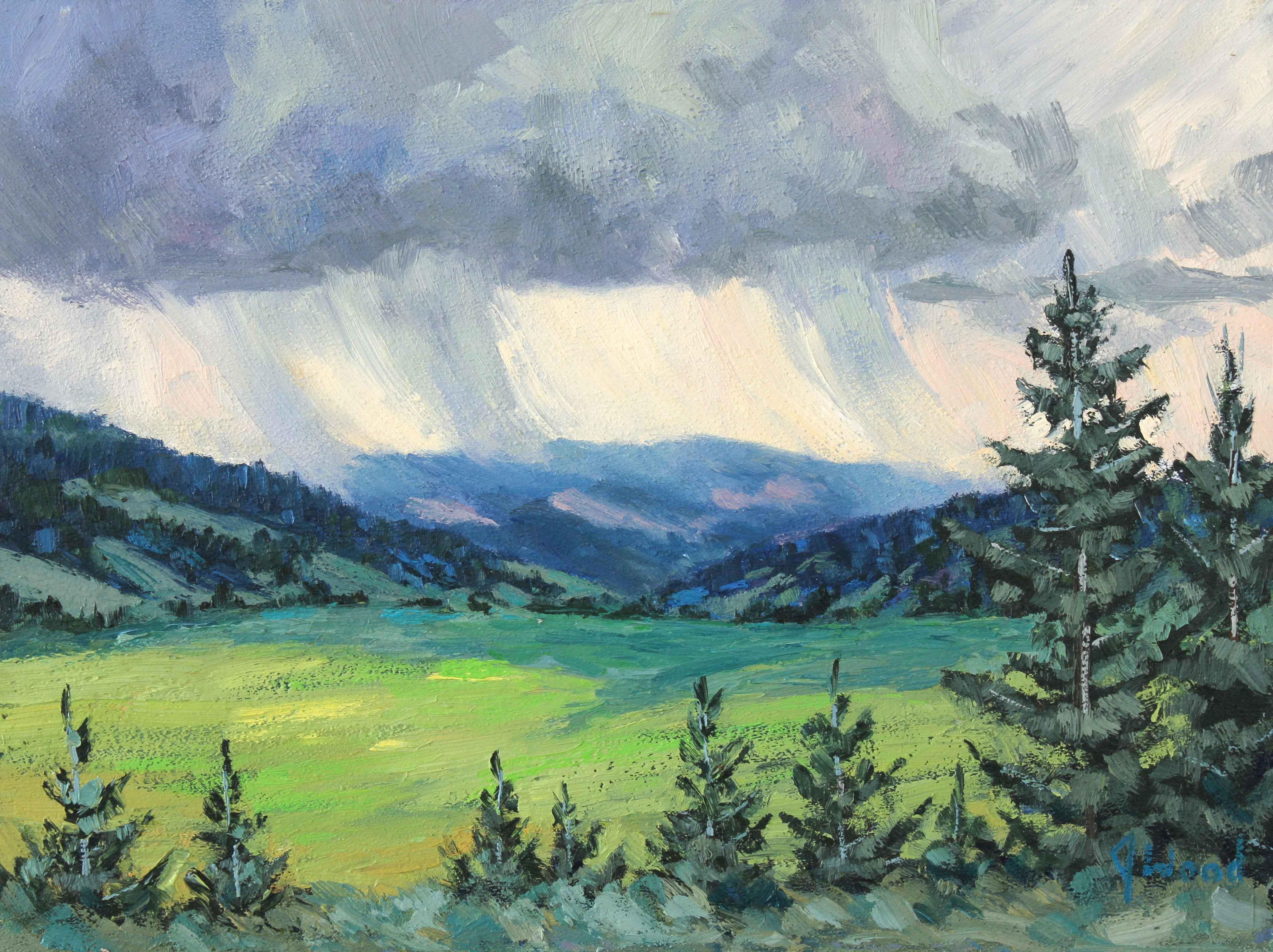 Foothills Rain