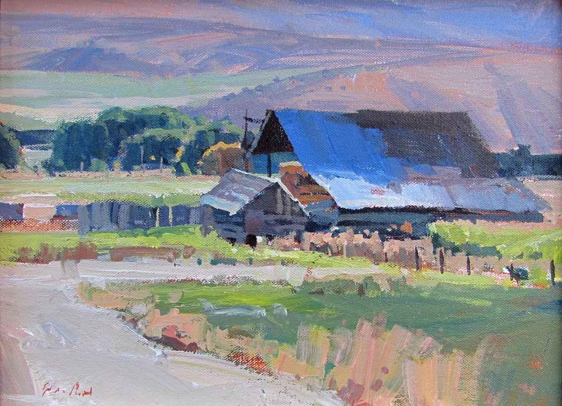 Farmlands by Mr. John Poon - Masterpiece Online
