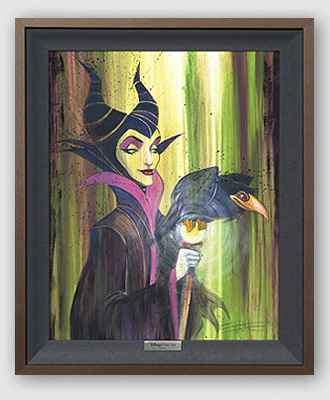 Maleficent the Wicked by  Stephen Fishwick - Masterpiece Online