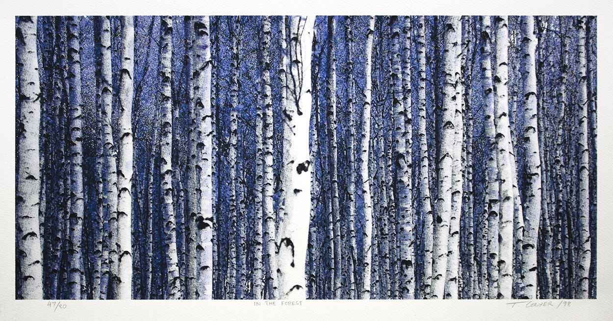In the Forest by  Ted Colyer - Masterpiece Online