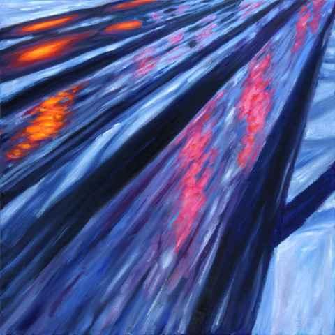 Winter Glide by  Rob Niezen - Masterpiece Online