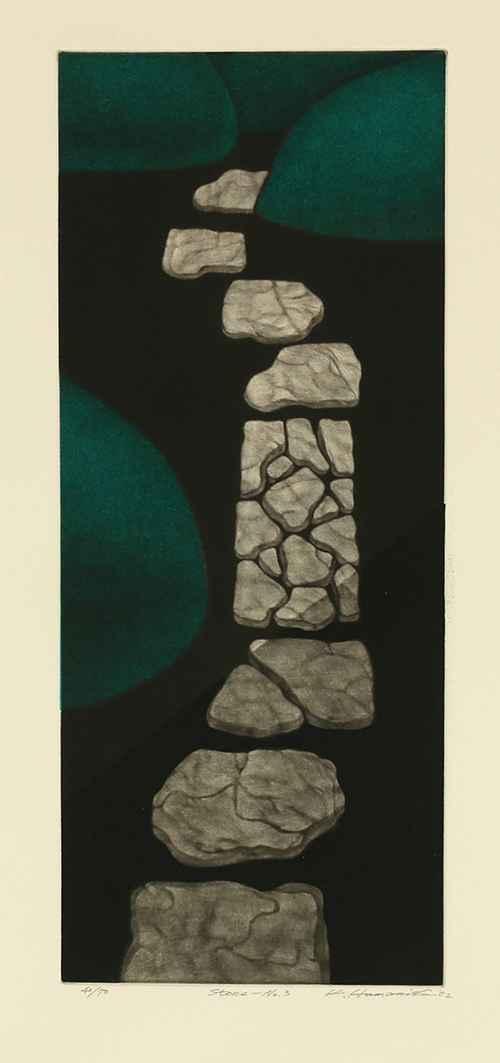 Stone No.3 by  Katsunori Hamanishi - Masterpiece Online