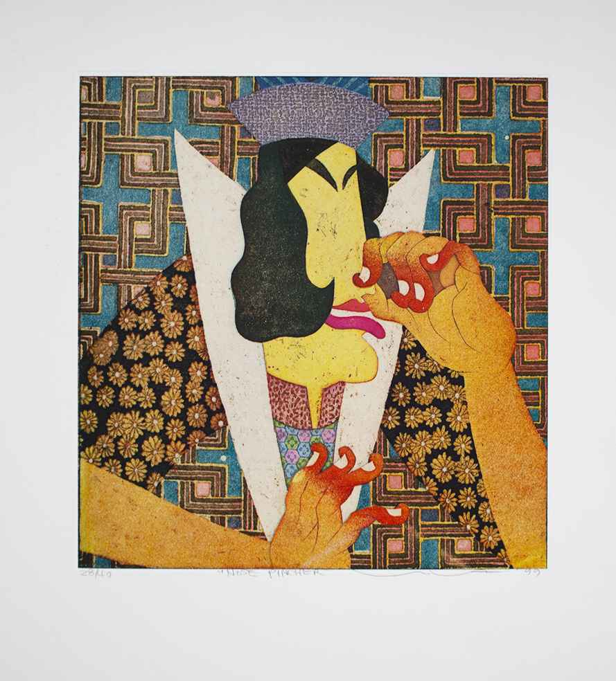 Nose Pincher by  Yuji Hiratsuka - Masterpiece Online
