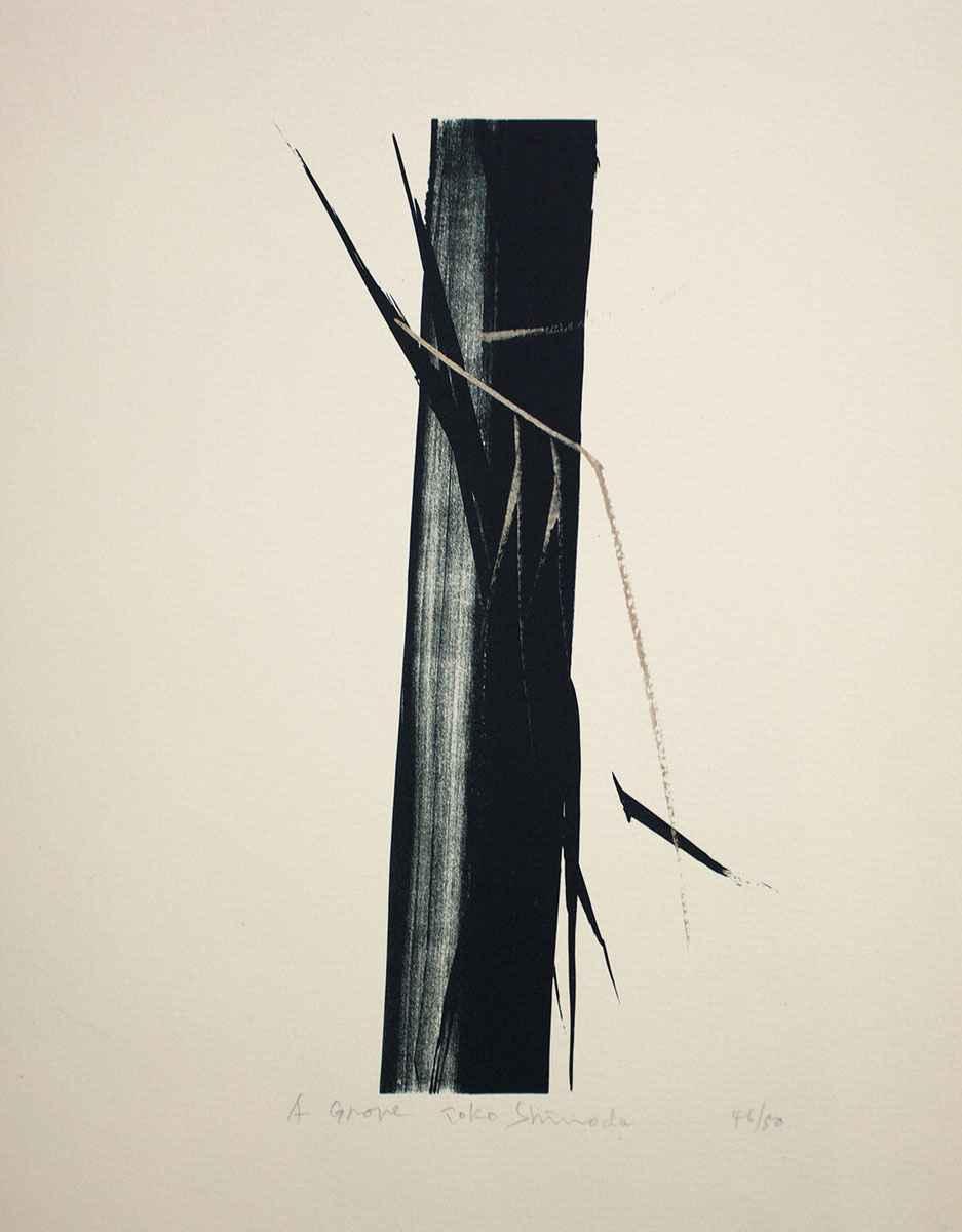 A Grove by  Toko Shinoda - Masterpiece Online