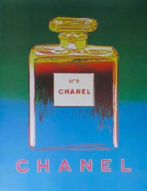 KBE Andy Warhol Chane... by  Andy Warhol - Masterpiece Online