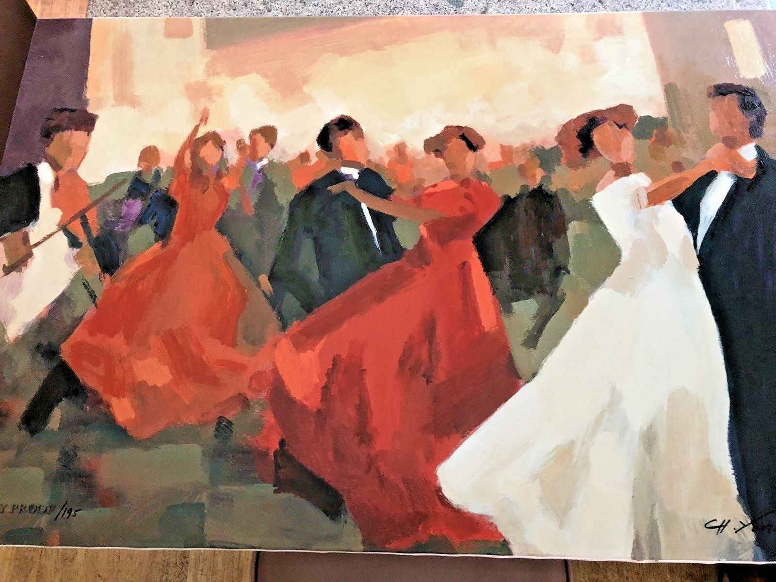 Dance & Ballet by  Gholam Yunessi - Masterpiece Online