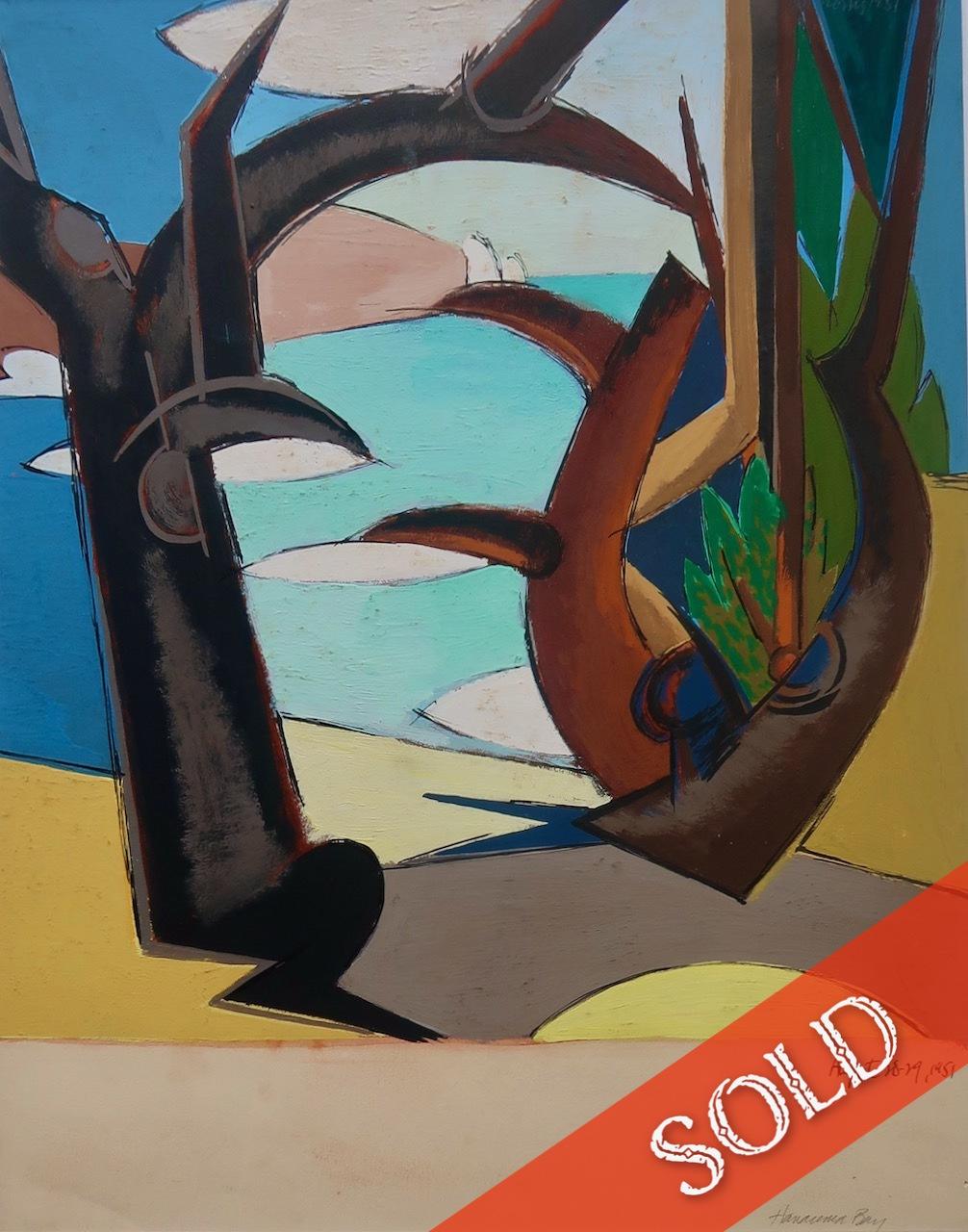 Hanauma Bay Studies, ... by  Robert Benjamin Norris (1910-2006) - Masterpiece Online