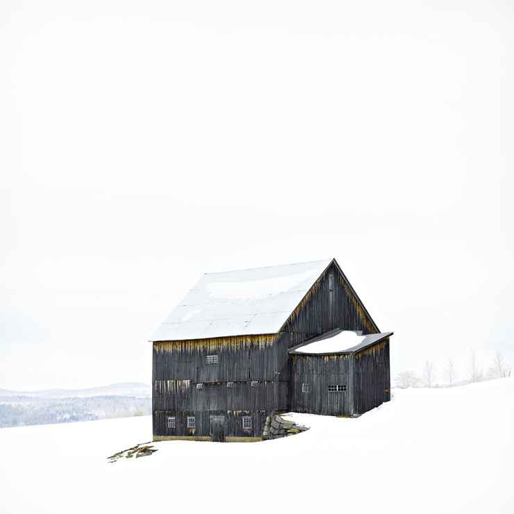 Max Gray Barn by  Jim Westphalen - Masterpiece Online