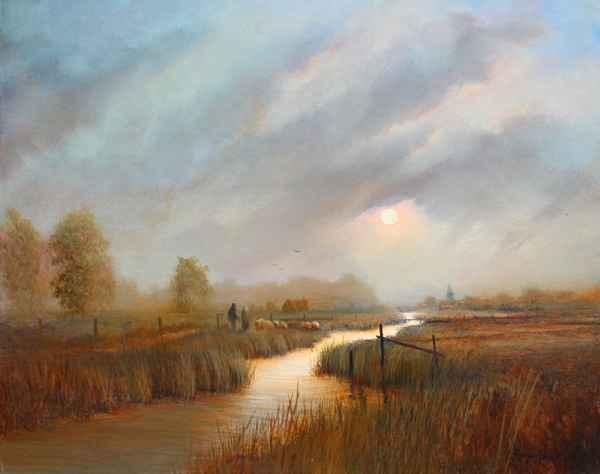 Breaking Dawn  by  Roger  Budney