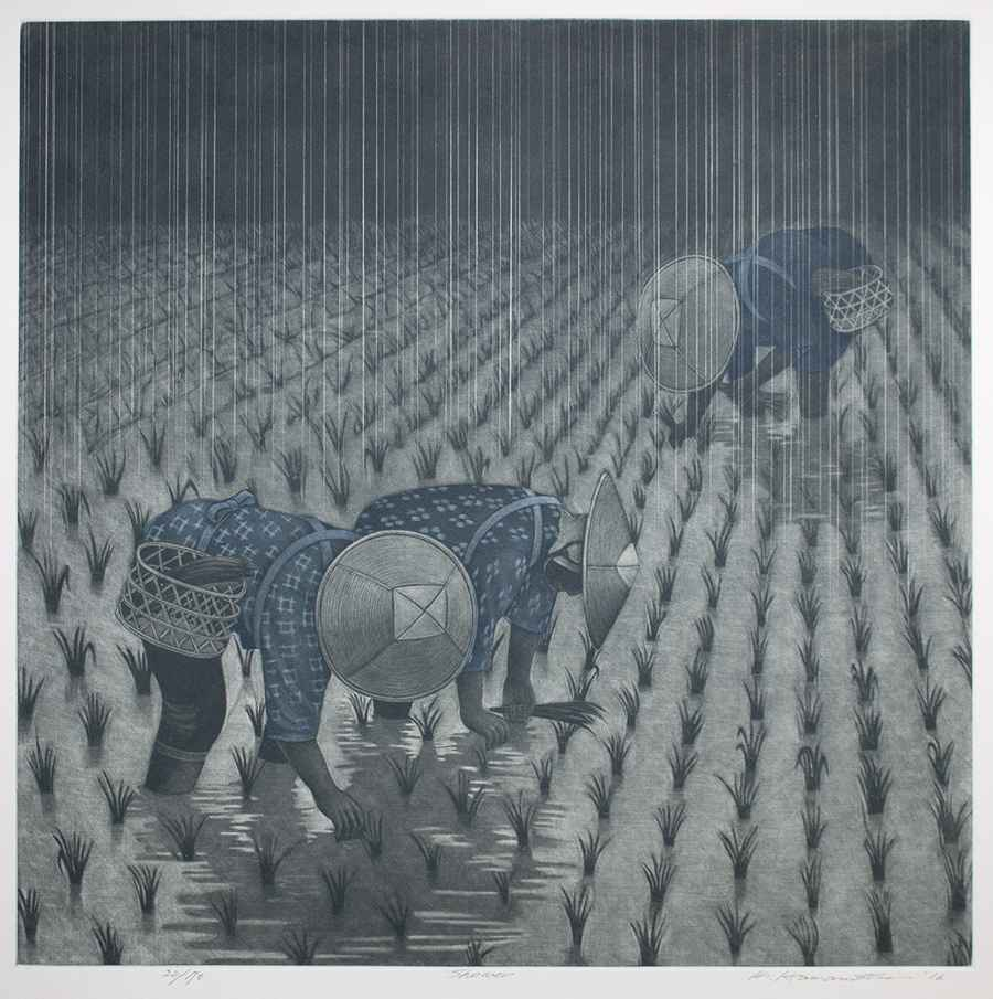 Shower by  Katsunori Hamanishi - Masterpiece Online