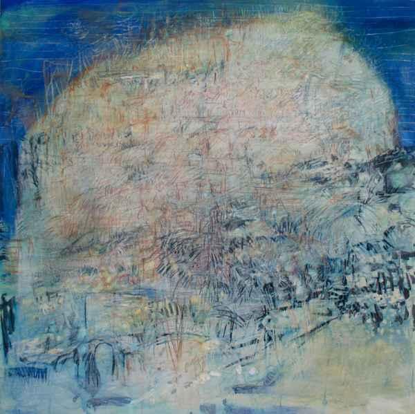 Blue Hill by  Janet Fredericks - Masterpiece Online