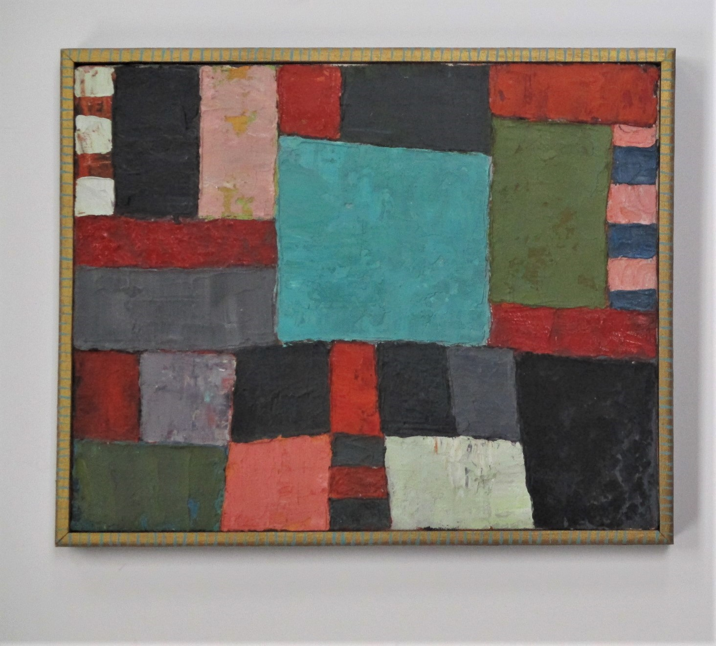 Untitled (squares) by  Alison O'Donoghue - Masterpiece Online