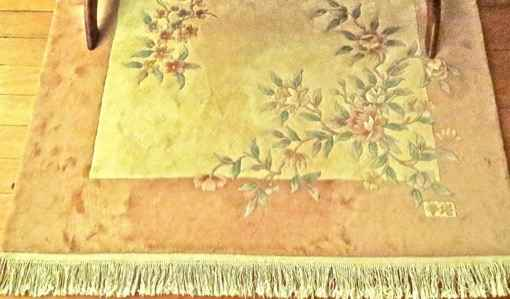 Rug, Peking Rug in Be... by   Unknown - Masterpiece Online