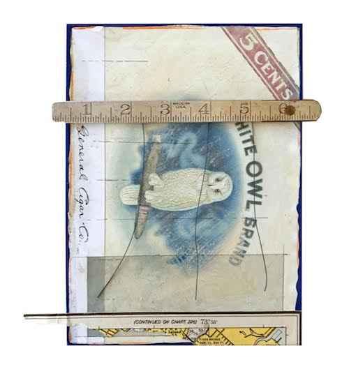 Cigar Box Lid #2 by  Rex Prescott Walden - Masterpiece Online