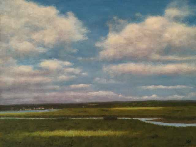 View from Lobsterville by  Kib Bramhall - Masterpiece Online