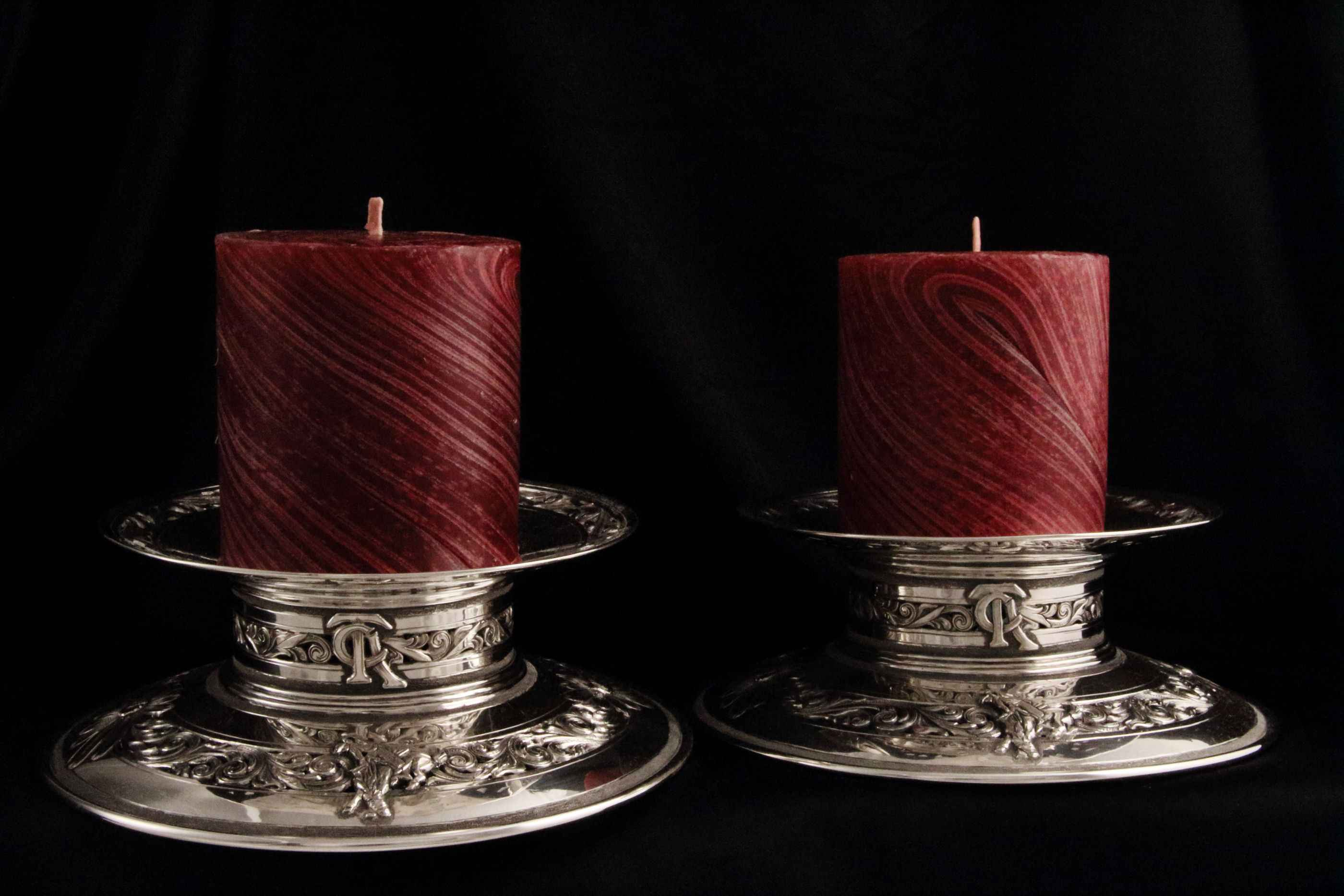 Set of Two Sterling S... by Mr. Scott Hardy - Masterpiece Online