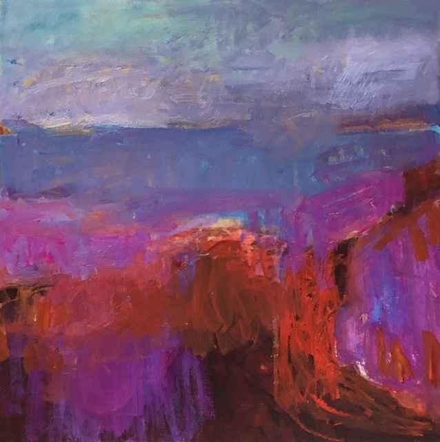 Northern Lake by  Carol Finkbeiner Thomas - Masterpiece Online