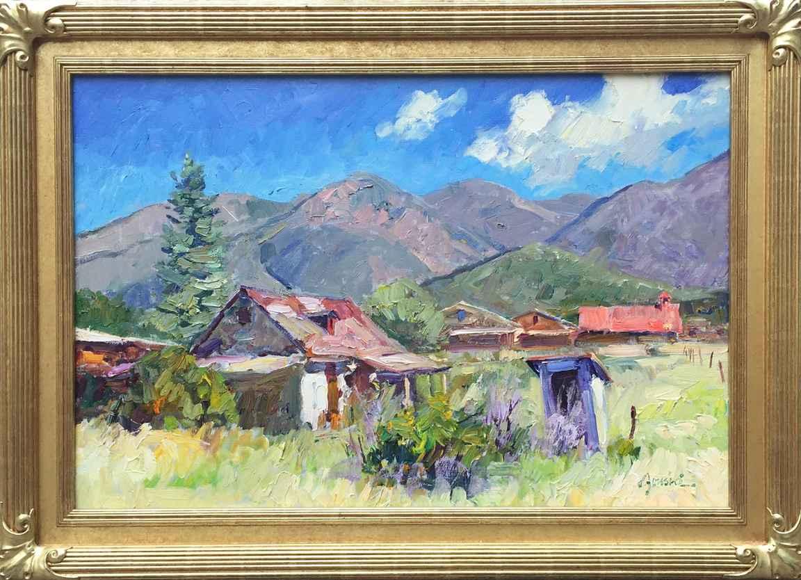 The San Cristobal Day by Mr. Walt Gonske - Masterpiece Online
