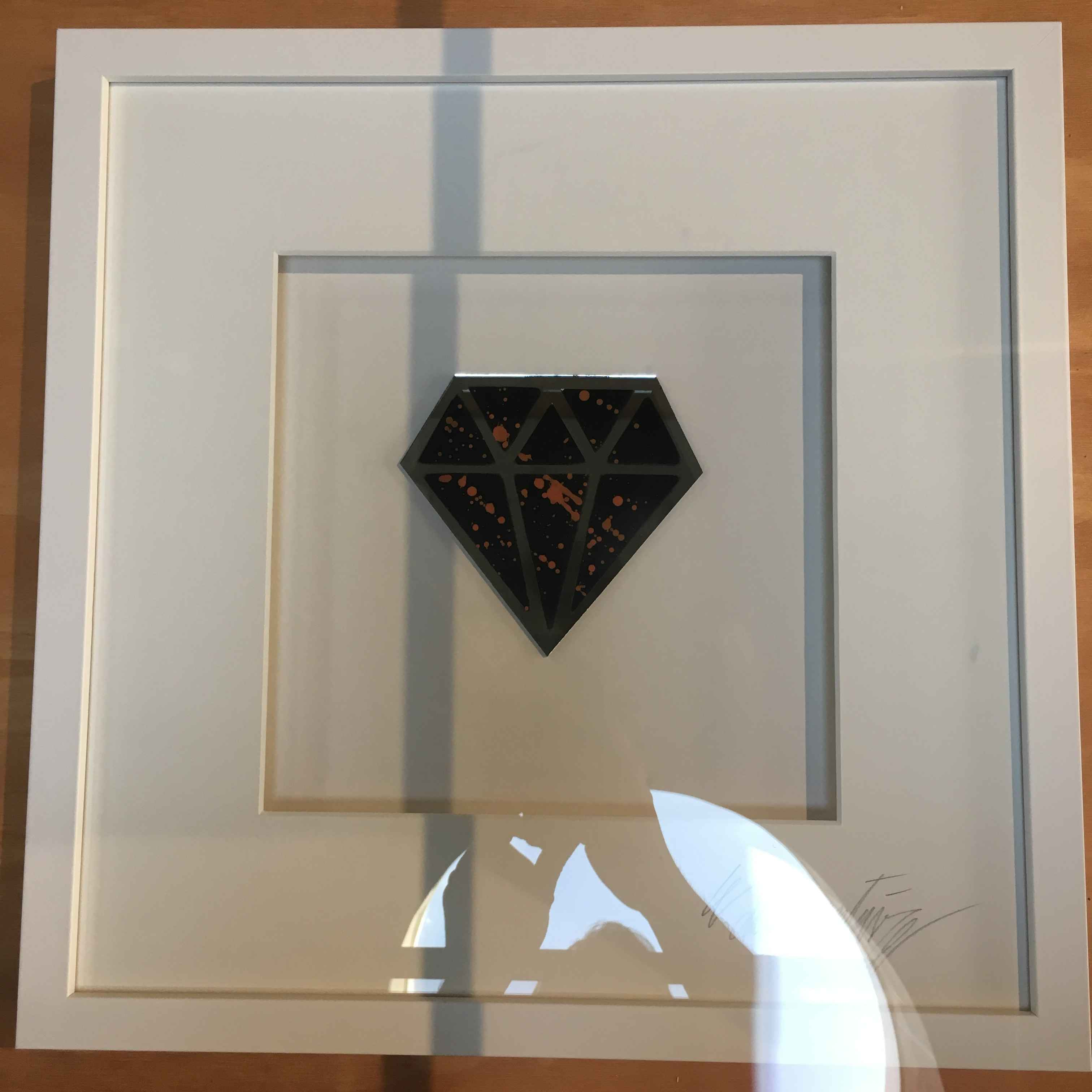 Framed Diamond (varie... by  Le Diamantaire  - Masterpiece Online
