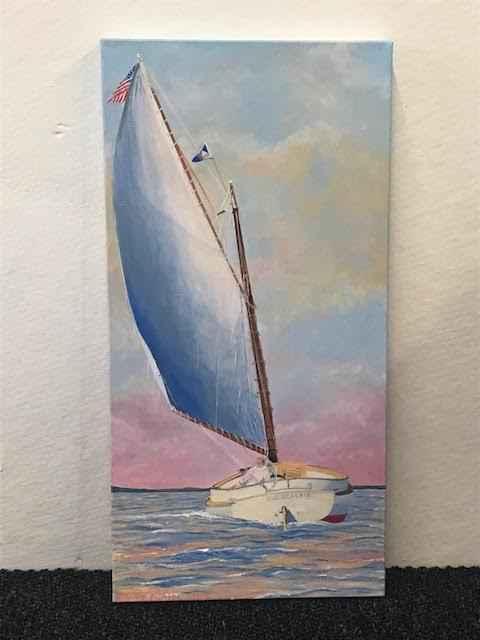 Old Sculpin by  Rosalie Ripaldi Shane - Masterpiece Online