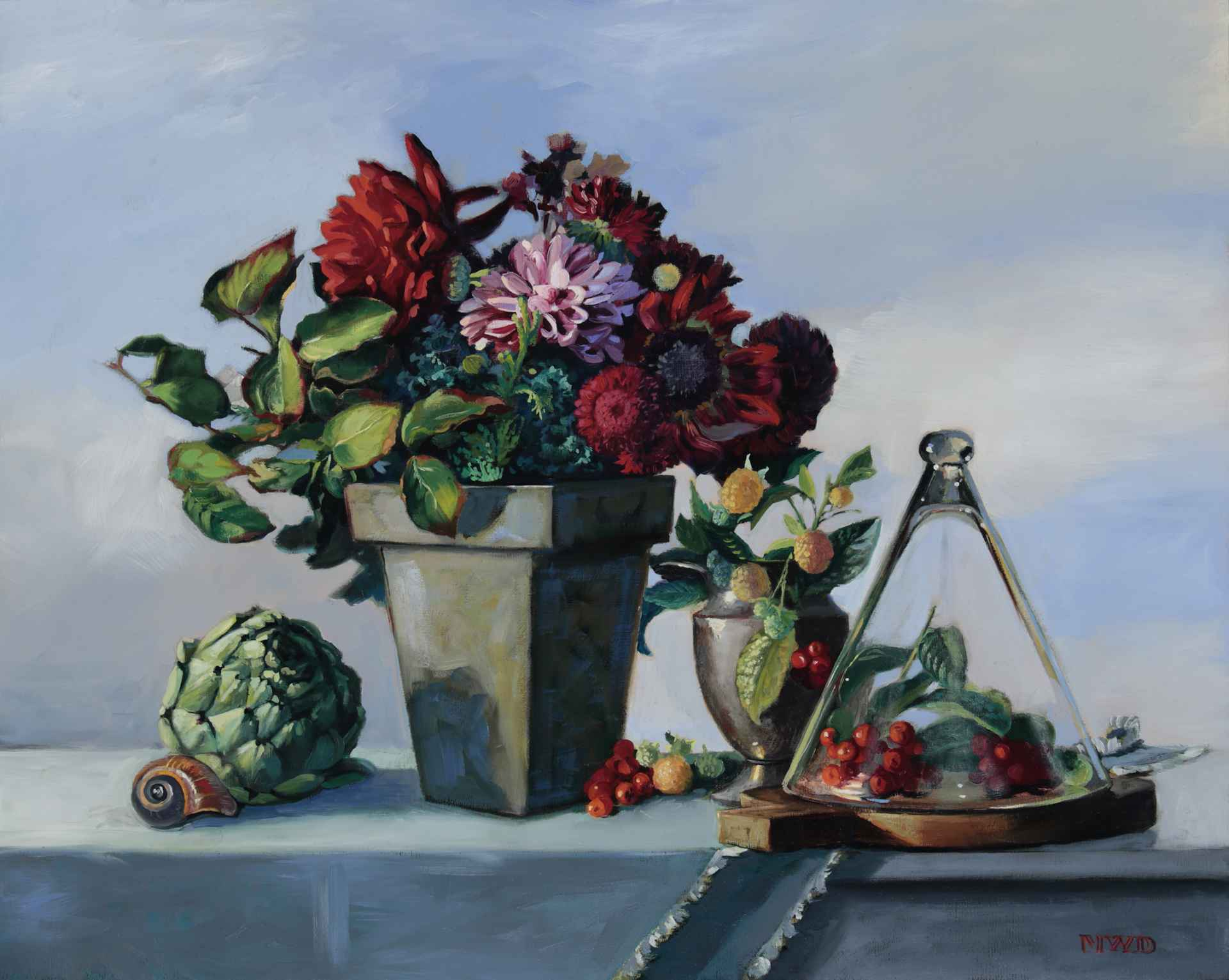 From the Garden represented  by  Michelle Waldele