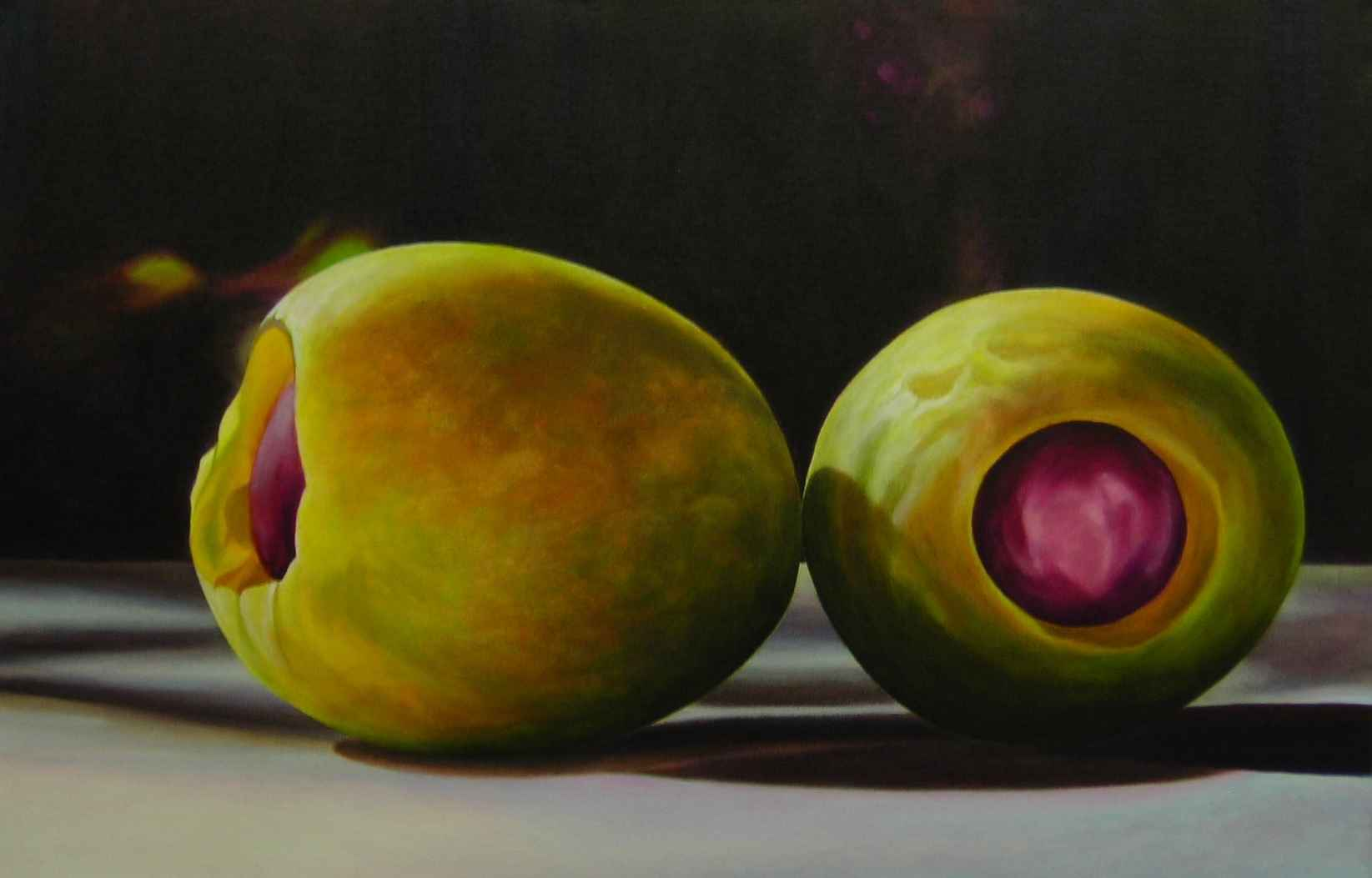Olives by  Doug Sweet - Masterpiece Online