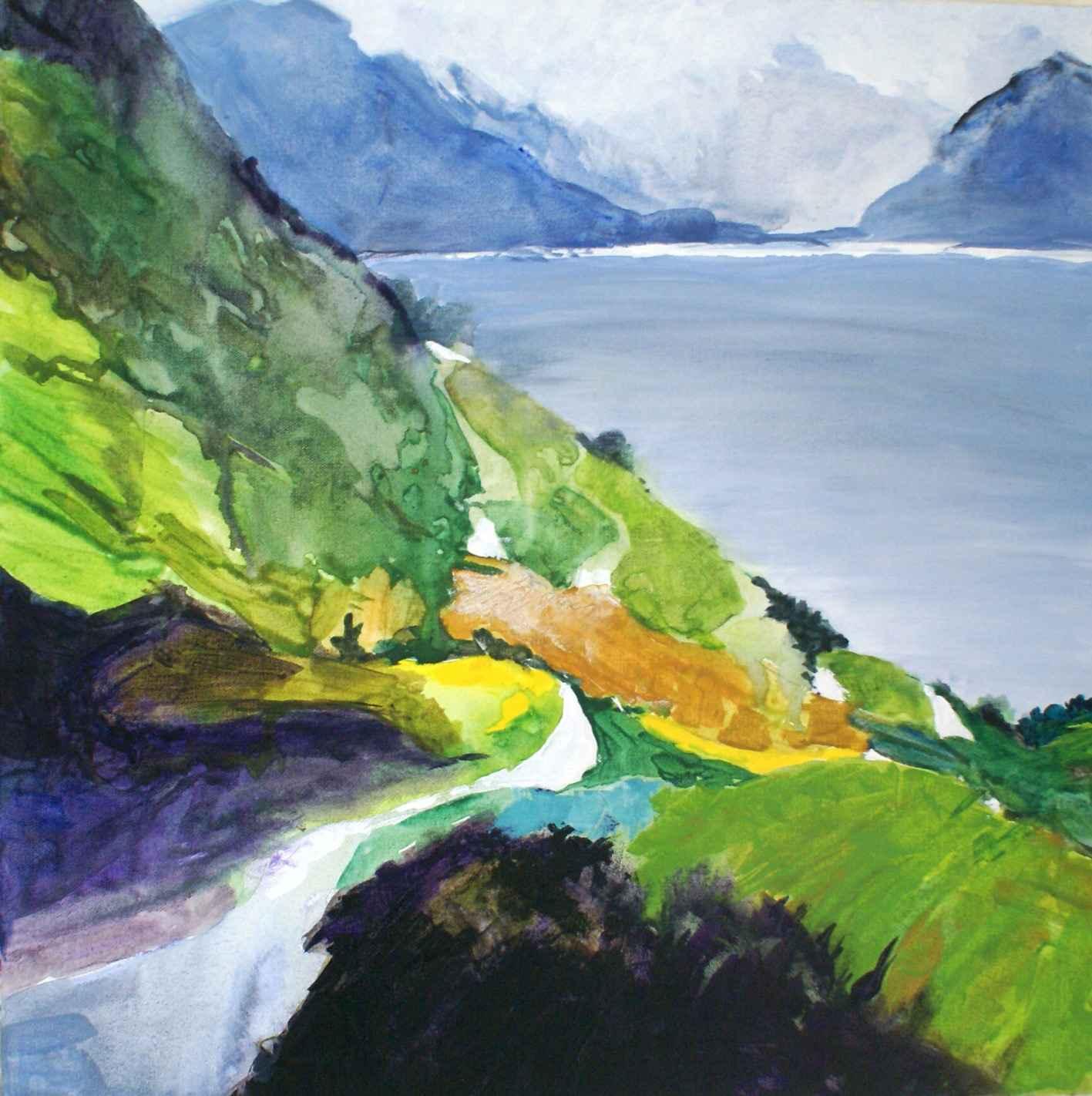 Lavaux by Mme Helen JENKINSON-DREW - Masterpiece Online