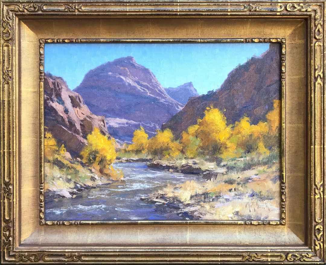 Fremont River by Mr. Matt Smith - Masterpiece Online