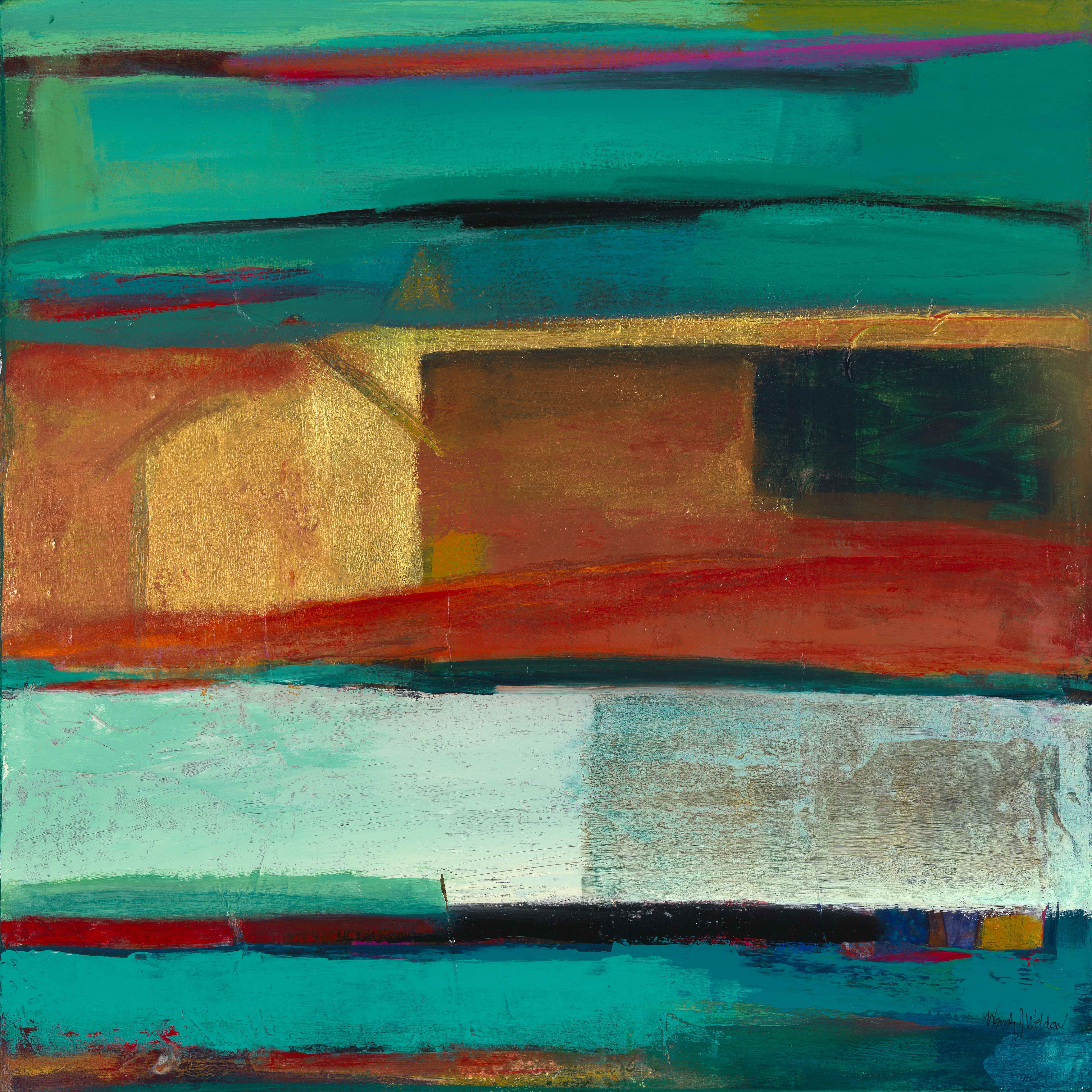 A Passage (Ode to Car... by  Wendy Weldon - Masterpiece Online