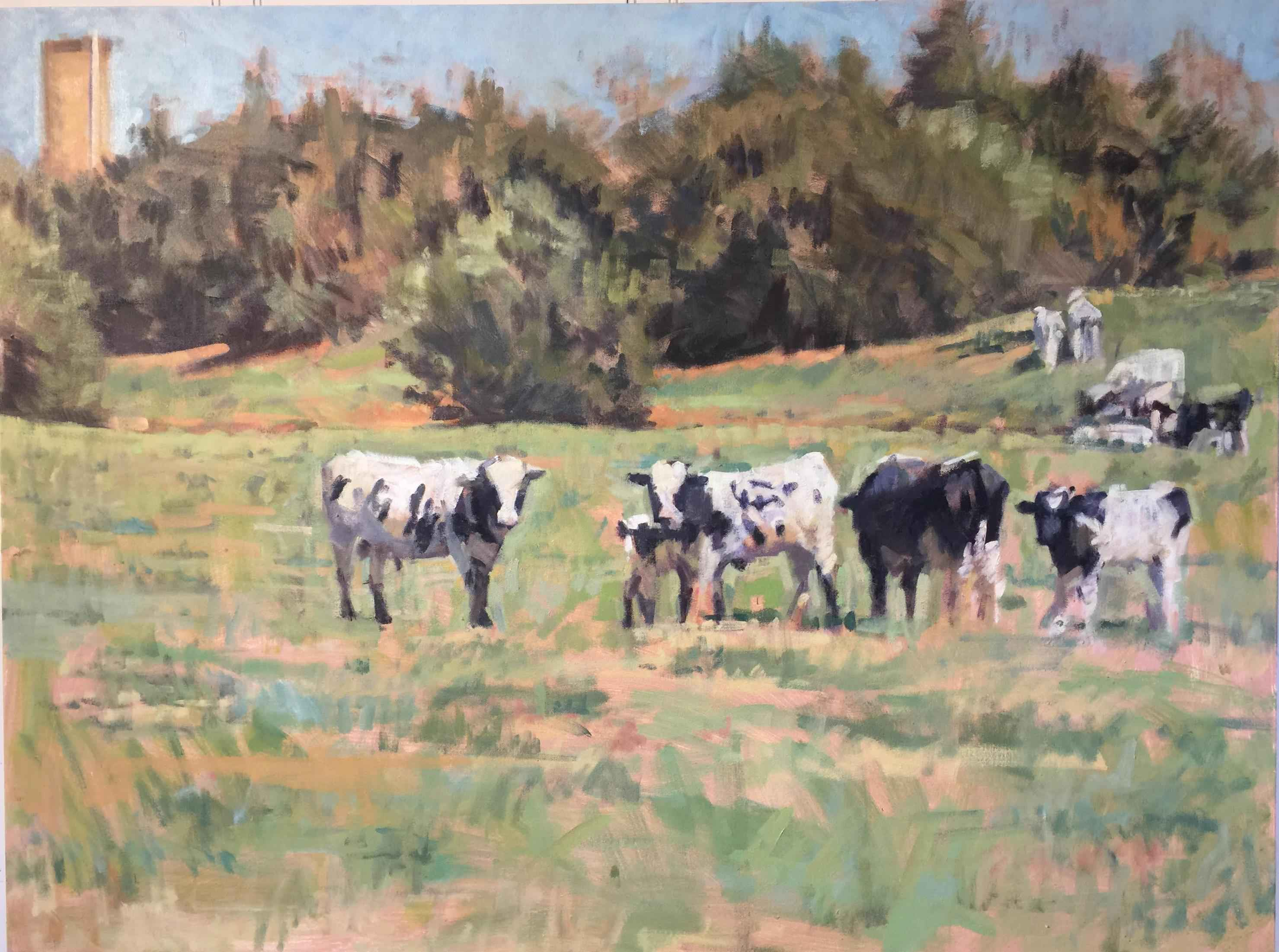 Holsteins by  James Erickson - Masterpiece Online