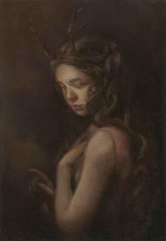 Daughter of Pan by  Dustin Panzino - Masterpiece Online