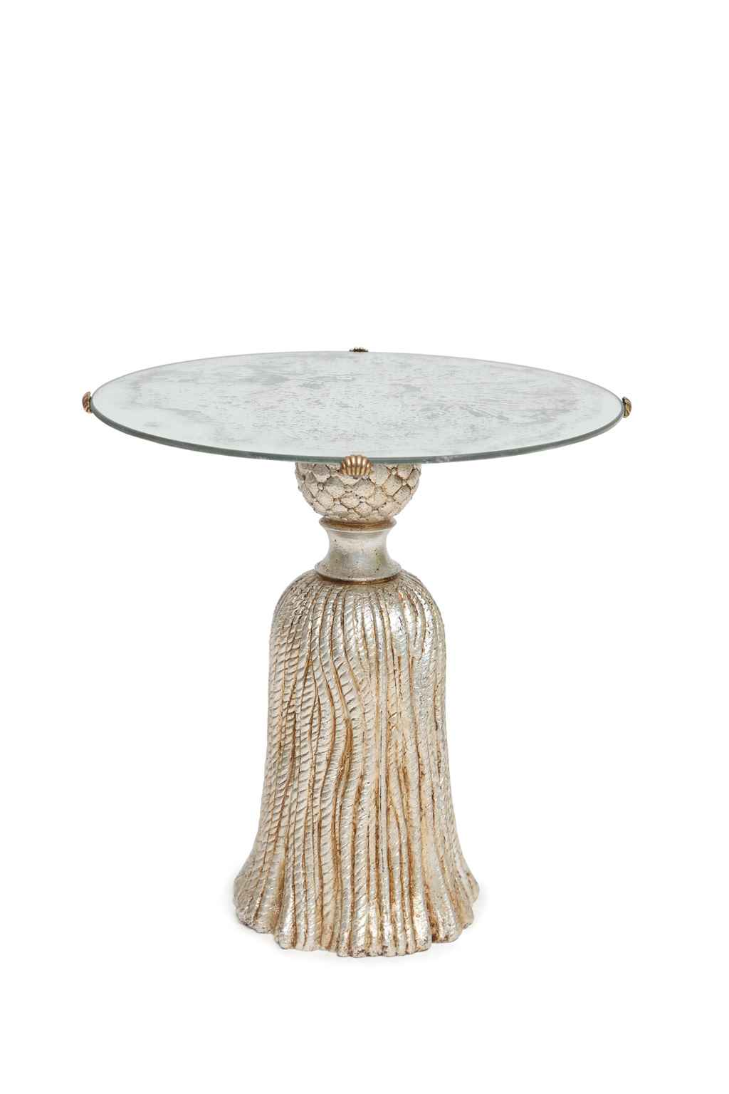 Tassel Accent Table w... by  Italian  - Masterpiece Online