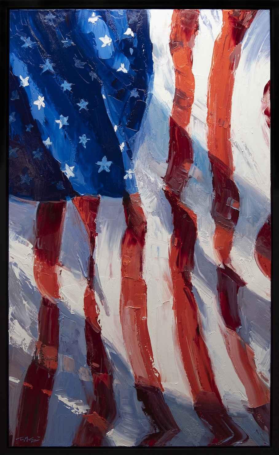 Freedom Isn't Free by  Trey McCarley - Masterpiece Online