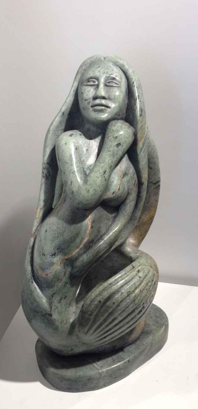Sedna's Dreams by  Abraham Anghik Ruben - Masterpiece Online