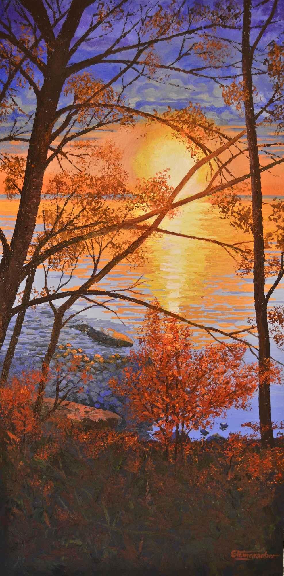 Sunrise Serenade by Mr. Jerry Steingraeber - Masterpiece Online