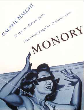 Exhibition - Galerie ... by  Jacques Monory - Masterpiece Online
