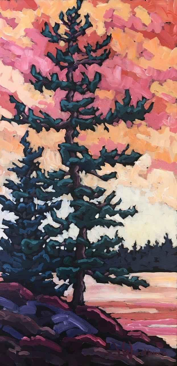 Twilight (Study) by Ms Jennifer Woodburn - Masterpiece Online
