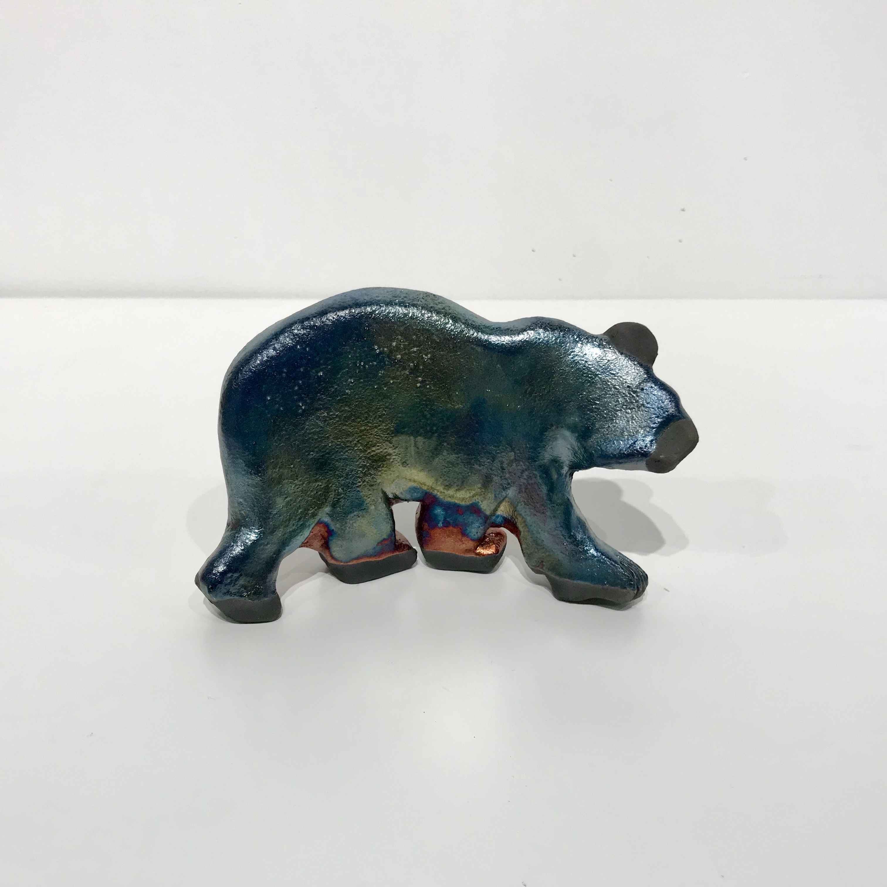 Bear Cub by  Leslie Bolin - Masterpiece Online